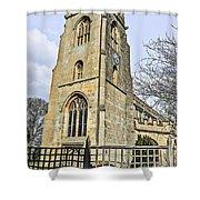 St Peter's Parish Church Shower Curtain
