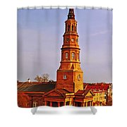 St Phillips Shower Curtain