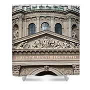 St. Stephen's Basilica Closeup Shower Curtain