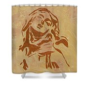 St Teresa Shower Curtain