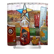 St013 Shower Curtain