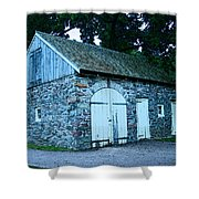 Stables Shower Curtain