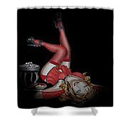 Staci Shower Curtain