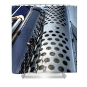 Stack 3 34745 Shower Curtain