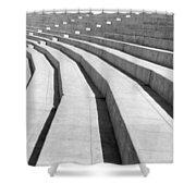 Stadium, Mexico City, 1927 Shower Curtain