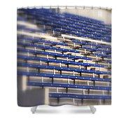 Stadium Stalls Shower Curtain