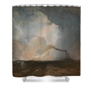 Staffa - Fingal's Cave Shower Curtain