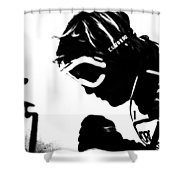 Staged And Ready Shower Curtain