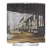 Stained Glass Gallery, From Dickinsons Shower Curtain