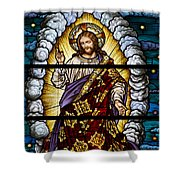 Stained Glass Pc 04 Shower Curtain