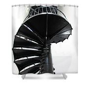 Staircase To Heaven Shower Curtain