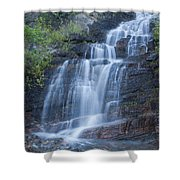 Staircase Waterfall Shower Curtain