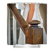 Stairway Shower Curtain