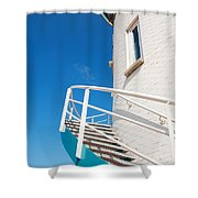 Stairway To Heaven. Shower Curtain