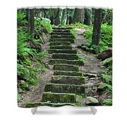 Stairway To Heaven Shower Curtain