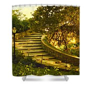 Stairway To Nirvana Shower Curtain