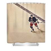 Stallzy Shower Curtain