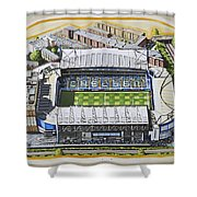 Stamford Bridge - Chelsea Shower Curtain