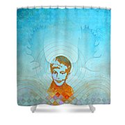 Stand By Shower Curtain