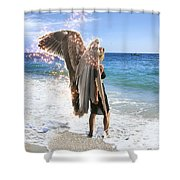 Stand Your Ground  Shower Curtain