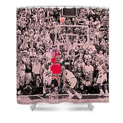 Standing Out From The Rest Of The Crowd Shower Curtain by Brian Reaves