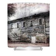 Standish Hall Shower Curtain