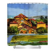 Stanford Chapel Shower Curtain