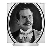Stanford White (1853-1906) Shower Curtain
