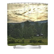 Stanley Cabin 2 Shower Curtain