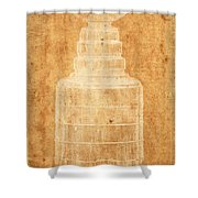 Stanley Cup 1a Shower Curtain