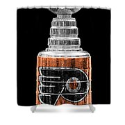Stanley Cup 9 Shower Curtain