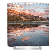 Stansbury Reflections Shower Curtain