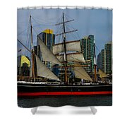Star Of India 2014 Shower Curtain