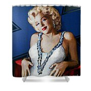 Star Of Wife Shower Curtain