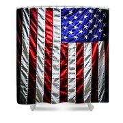 Star Spangled Banner Shower Curtain