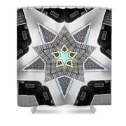 Star System Shower Curtain