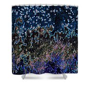 Stardust By Jrr Shower Curtain