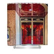 Stardust Theater Shower Curtain