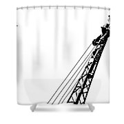 Stare Contest II Shower Curtain