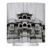 Stark Udaipur Shower Curtain