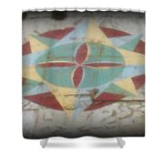Starry Night By Jc Shower Curtain