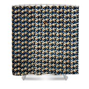 Stars Shower Curtain by Greg Fortier