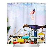 State Fair Shower Curtain