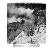 State Route 18 Shower Curtain