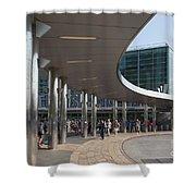 Staten Island Terminal Shower Curtain