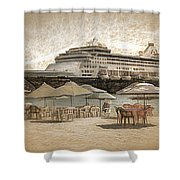 Statendam Shower Curtain