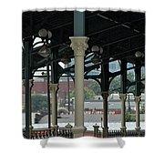 Station Shower Curtain