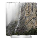 Staubbach Falls Shower Curtain