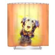 Stay With Me Until I Walk Away, But I Will Never Go Anywhere Without You  Shower Curtain