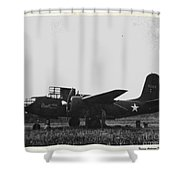 Steak And Eggs Shower Curtain